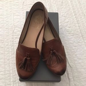 Vince Camuto Leather Loafers